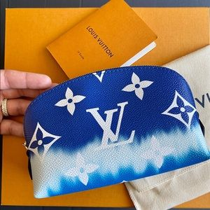 Louis Vuitton Escale Pochette Cosmetique